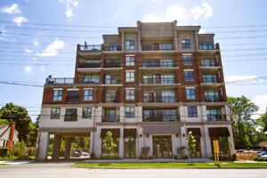 Luxury condo close to Lasalle park&Aldershot GO