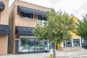 Salmon Arm - COMMERCIAL INVESTMENT BUILDING