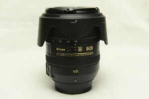 Nikkor 16-85mm 3.5-5.6 DX VR