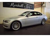 2007 56 BMW 3 SERIES 3.0 335I SE 2D AUTO 302 BHP TWIN TURBO