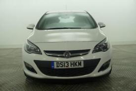 2013 Vauxhall Astra SRI CDTI ECOFLEX S/S Diesel white Manual