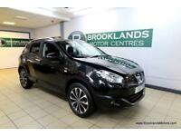 Nissan Qashqai N-Tec 1.5 DCi [3X SERVICES, SAT NAV, 360 CAMERA and PANORAMIC ROO