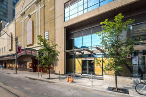 Downtown 2 Bedroom Suite (Sublet with possibility of lease trans