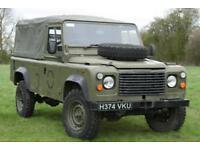 Land Rover Defender 110 Ex MOD Soft Top