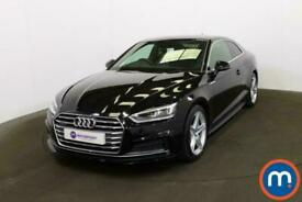 image for 2018 Audi A5 2.0 TFSI 252 Quattro S Line 2dr S Tronic Auto Coupe Petrol Automati