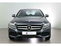 2016 Mercedes-Benz C-CLASS C220 D Se Saloon Diesel Manual