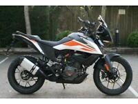 KTM 390 ADVENTURE 2021 (21) KTM 390 ADVENTURE MY21 IN WHITE