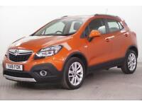 2016 Vauxhall Mokka EXCLUSIV CDTI S/S Diesel orange Manual