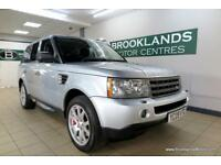 Land Rover Range Rover Sport 2.7 TDV6 HSE [7X SERVICES, SAT NAV, LEATHER, HEATED