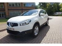 2012 Nissan Qashqai 1.6 Dci Left hand drive lhd Spanish registered