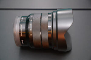 Sony 10-18 F4 OSS With Box E Mount