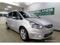 Ford Galaxy TITANIUM X 2.0 TDCI [2X FORD SERVICES, LEATHER and PANORAMIC ROOF]