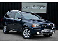 2014 Volvo XC90 2.4 D5 Diesel AWD ES Auto 7 Seats *19k Miles + Heated Seats+etc*