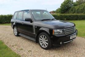 Land Rover Range Rover 5.0 V8 Supercharged Autobiography 5dr PETROL 2010/10