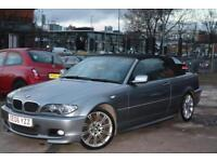 2006 BMW 318i M SPORT CONVERTIBLE 1 OWNER!