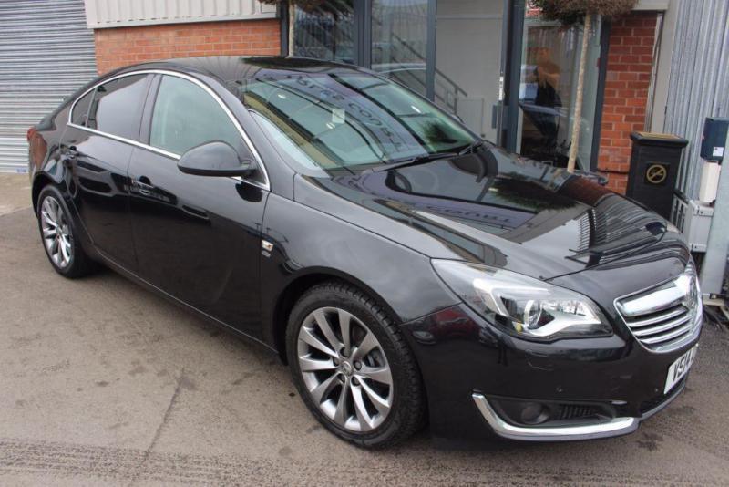 Vauxhall Insignia ELITE NAV CDTI ECOFLEX S/S-1OWNER-NIL ROAD TAX