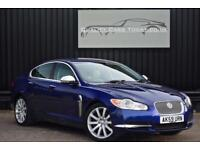 2010 Model Year Jaguar XF 3.0 V6 Diesel Premium Luxury *Rare Spec*