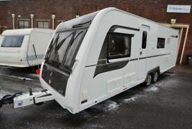 2014 Elddis Crusader Tempest EB 6 Berth Touring Caravan