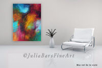 Abstract Painting for Sale, Large Original Art