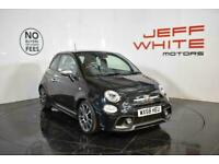 2018 Abarth 595 1.4 T-Jet 165 Turismo 70th Anniversary 3dr Hatchback Petrol Manu