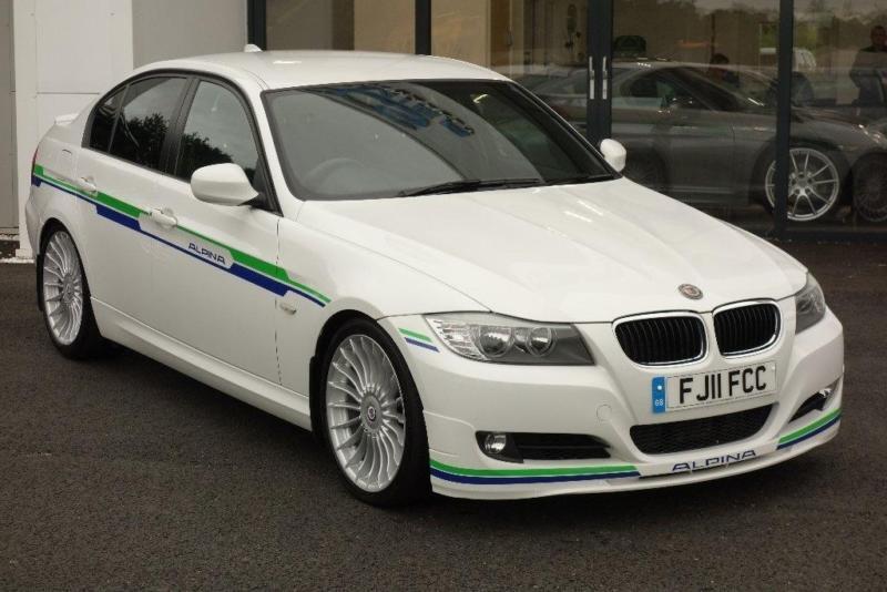 2011 BMW Alpina D3 Bi-Turbo 2.0 5dr