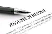 Professional Resume Writing and Formatting