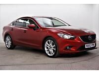 2014 Mazda 6 D SPORT NAV Diesel red Manual