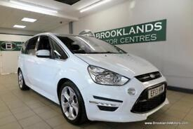 Ford S-Max TITANIUM X SPORT 2.0 TDCI [6X FORD SERVICES, LEATHER and PANORAMIC RO