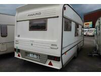 ABI Award Tristar 1994 4 Berth Caravan £2,300