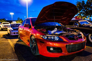 520HP Mazdaspeed 6