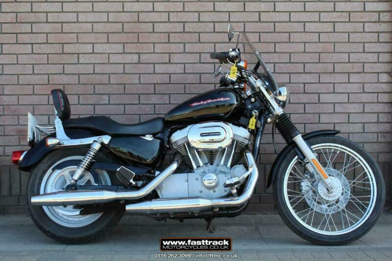 Harley-davidson Xl883c Sportster
