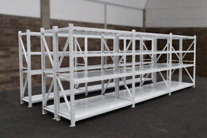 Shelving - Metal Shelves - FREE DELIVERY! Warehouse/Garage Racks