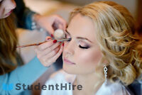 Makeup Artists by StudentHire - You set the price!