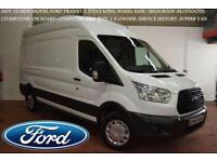 NOV 2015 Ford Transit 2.2TDCi (100PS) RWD 350 L4H3