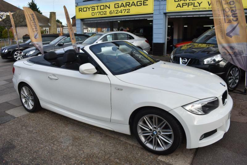 2013 13 BMW 120d M SPORT CONVERTIBLE GOOD AND BAD CREDIT FINANCE AVAILABLE