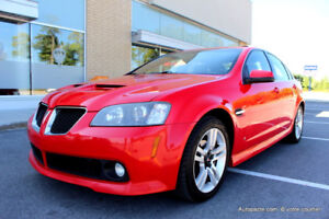 2009 PONTIAC G8 ,V6, 3,6L.... IMPECABLE, COMME NEUF