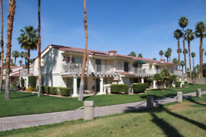 Palm Springs Calif. Mesquite C.C. Condo rental