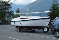 MacGregor 26D Sailboat - VERY CLEAN, READY TO SAIL!