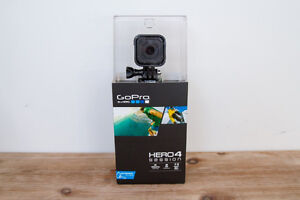 GoPro HERO4 Session - Brand New In Box - Never Opened!