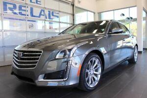 Cadillac CTS Sedan Premium Luxury Collection AWD 2017