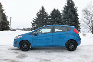 2013 Ford Fiesta SE- Hatchback.  2 SETS OF TIRES & RIMS!!  $9450