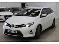 2015 Toyota Auris 1.8 VVT-i Icon+ Touring Sports e-CVT HSD 5dr