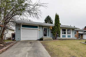 AFFORDABLE ST. ALBERT HOME!