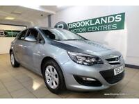 Vauxhall Astra DESIGN 1.6CDTi 136PS S/S [3X VAUXHALL SERVICES and ?20 ROAD TAX]