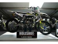 HUSQVARNA FC 350 2021 HMX SPECIAL EDITION MOTOCROSS BIKE FULLY LOADED