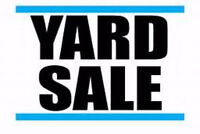 MULTI FAMILY YARD SALE --- 128 WEST LANE AUG 20th Sunday