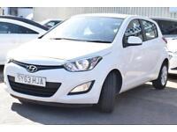 2013 Hyundai i20 1.4 Active 5dr