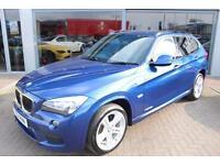 BMW X1 XDRIVE20D M SPORT. FINANCE SPECIALISTS