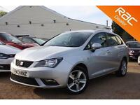 2013 13 SEAT IBIZA 1.4 TOCA 5D 85 BHP - USED CAR DEALER OF THE YEAR