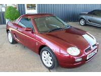 TROPHY CARS MGTF MGF,ONLY 20000 MLS,HARDTOP,NEW HEADGASKET,1YR WARRANTY